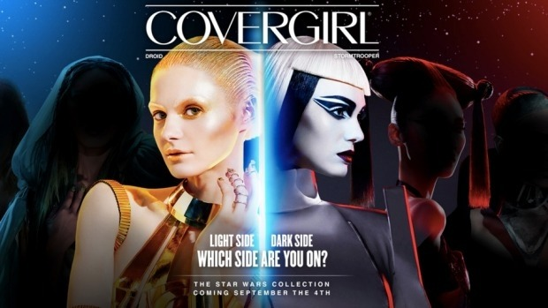 star wars cover girl makeup