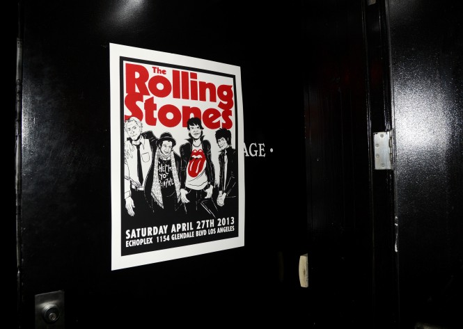 Rolling Stones Surprise Club Gig