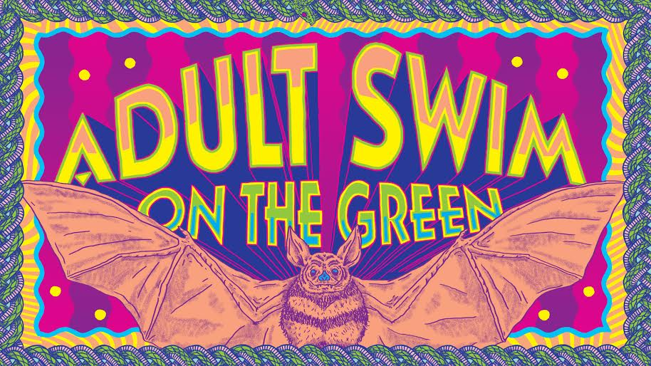 adult swim on the green