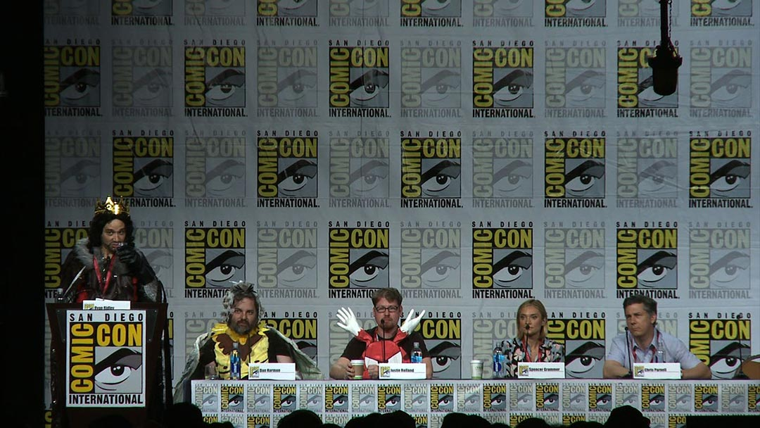 adult swim paneladult swim panel