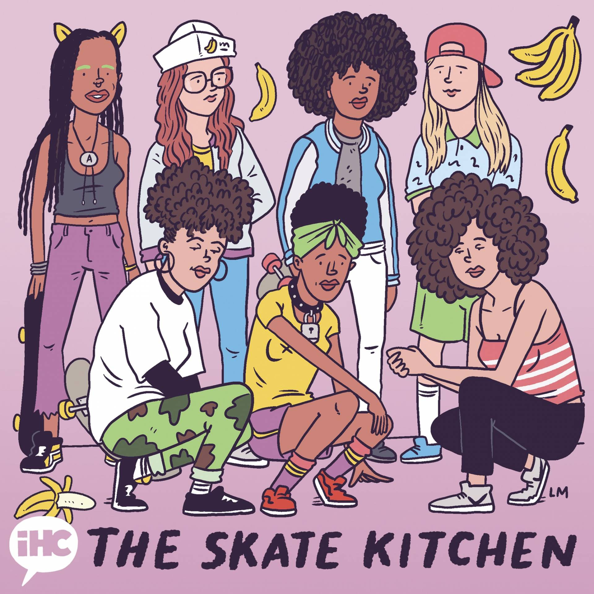 ee91179f5eda We also worked with the Darkroom and Interscope to coordinate promotion  surrounding the soundtrack release. Additionally, IHC created our own Skate  Kitchen ...