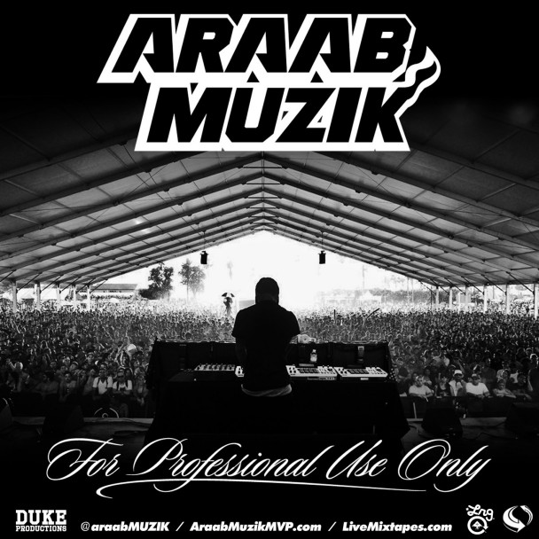 AraabMuzik-For-Professsional-Use-Only