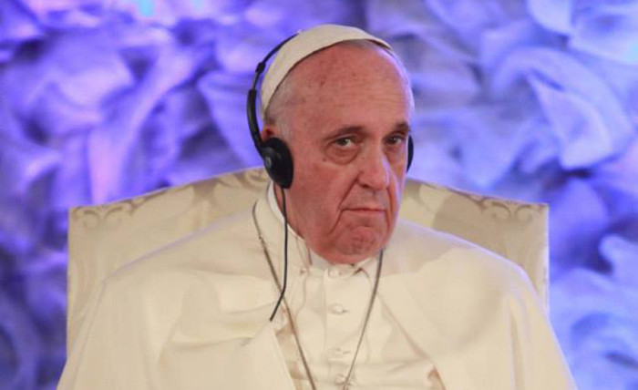 Holy Shit: The Pope Is Releasing A Pop Album