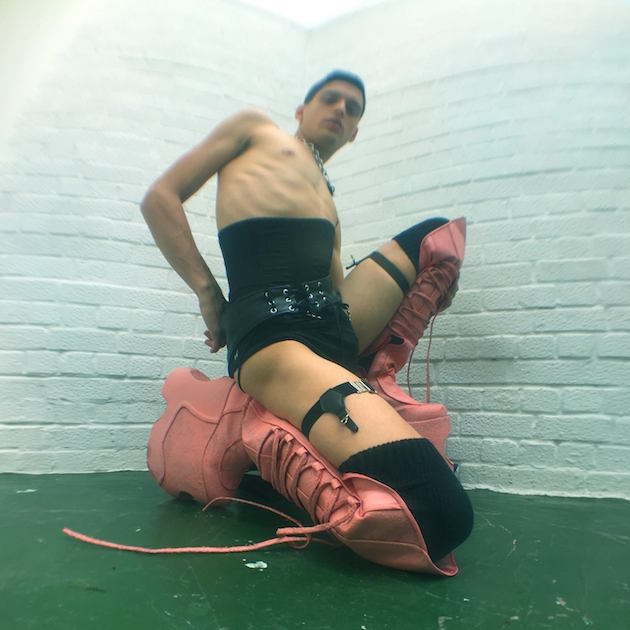 arca urchin songs of the week stage dive
