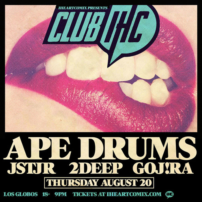 club ihc ape drums aug 20 los angeles
