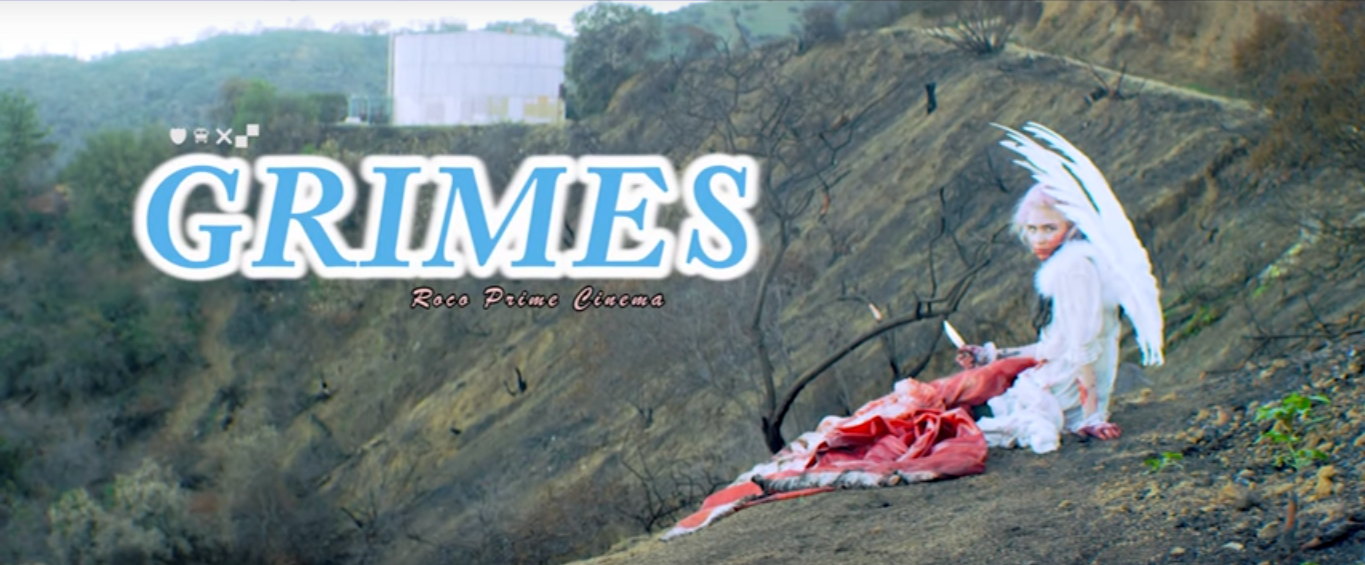 "Grimes Gives Album Update, Shares ""Flesh Without Blood"" Video"
