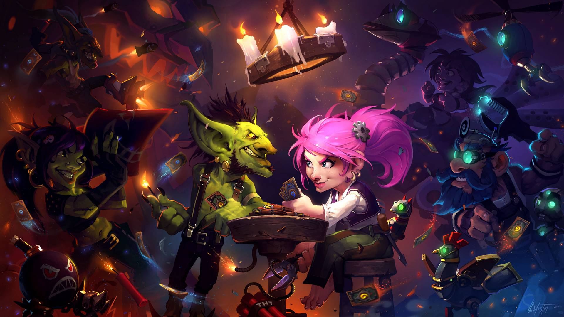 hooked on hearthstone and why you should be too