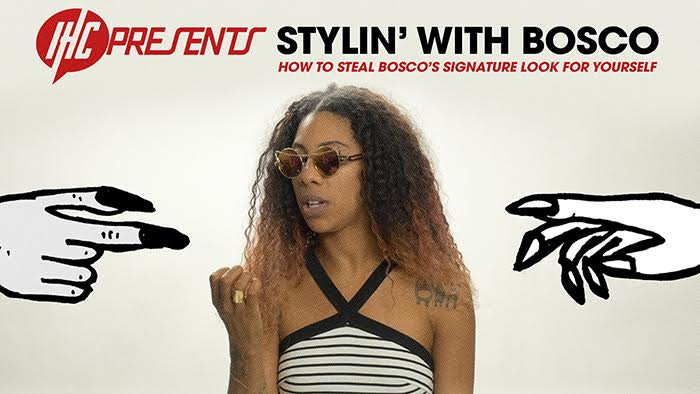 ihc presents stylin with bosco how to get signature style for yourself