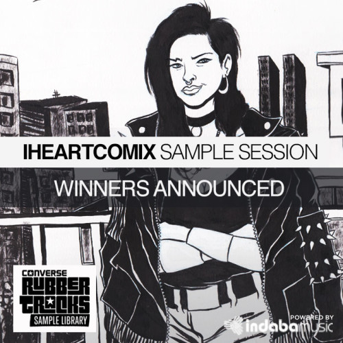 iheartcomix sample pack winners