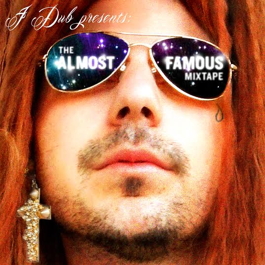 jonathan j dub swagga lynda barry exclusive premiere almost famous mixtape cover