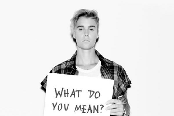 What Do You Mean, The New Justin Bieber Song Isn't Awful?