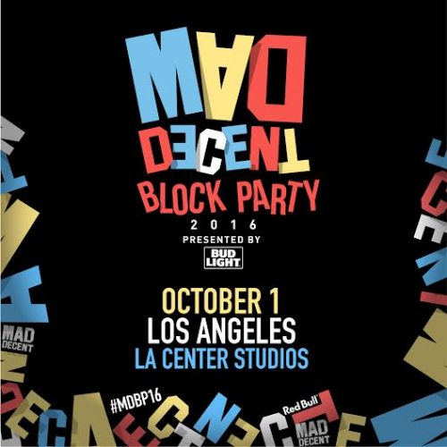 mad decent block party los angeles 2016 announcement