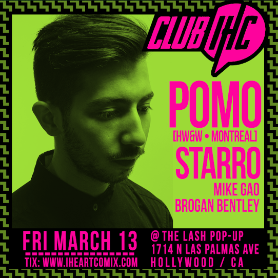 pomo club ihc flyer
