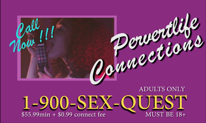 sex quest 3 speak phone sex infomercial