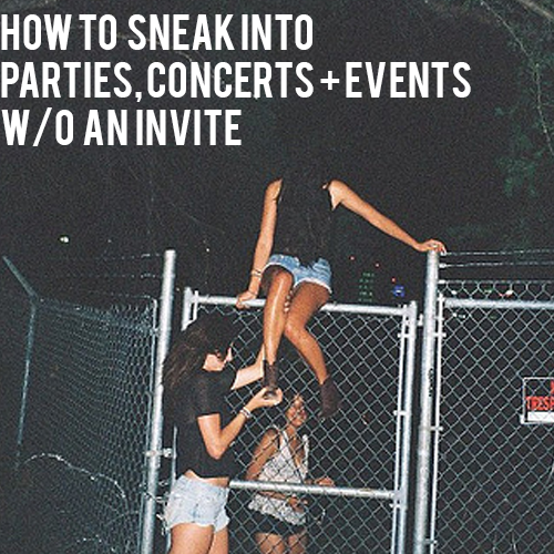 sneak-into-parties