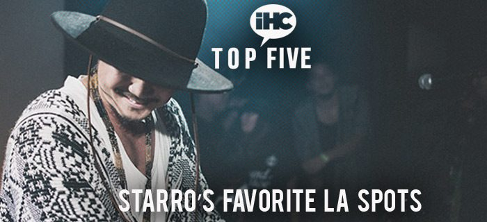 starro top five la spots feature