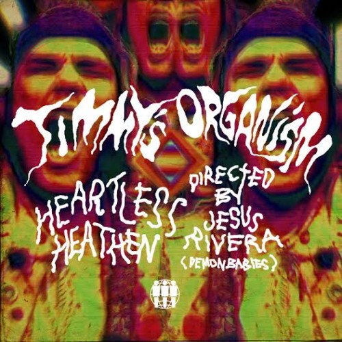 timmy's organism heartless heathens demonbabies jesus rivera square