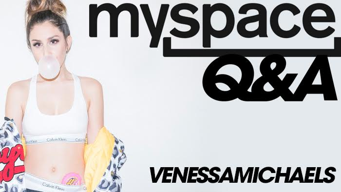 venessamichaels myspace questionnaire q&a