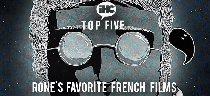 Rone top five french films feature