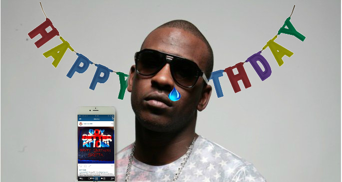 Skepta's Birthday Surprise Ruined Via Cake Company's Instagram